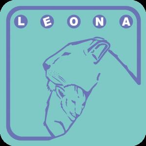 Leona Games Logo