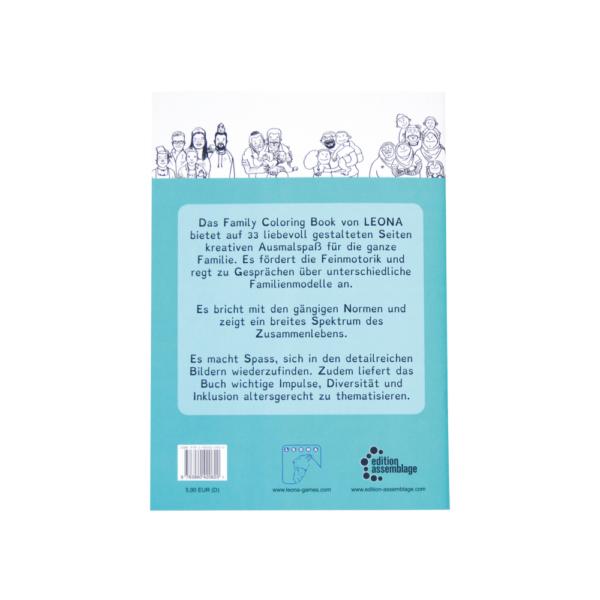 FamilyColoringBook Rückseite 1000 x 1000