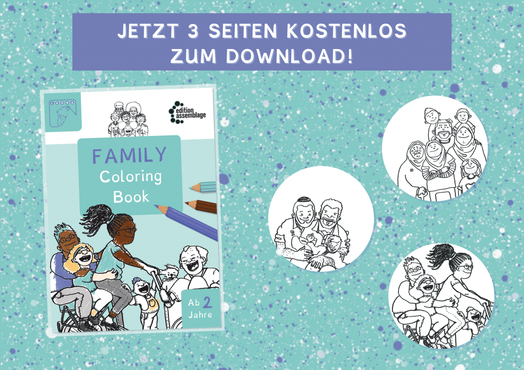 Coloring Book Versand 2