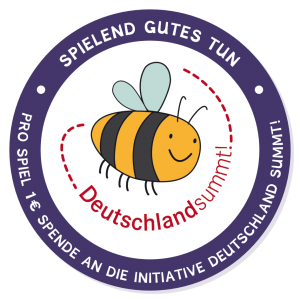 Spendenlogo Deutschland Summt 300x300 - Bee Good